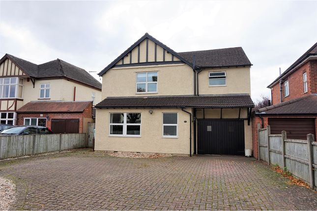 Thumbnail Detached house for sale in Church Road, Longlevens, Gloucester