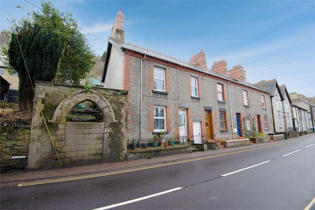 Thumbnail Terraced house for sale in Liverpool Terrace, Corwen, Denbighshire
