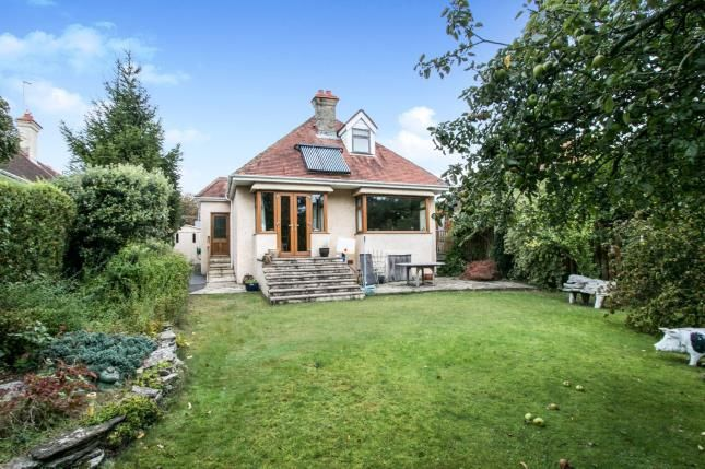 Thumbnail Bungalow for sale in Lower Parkstone, Poole, Dorset