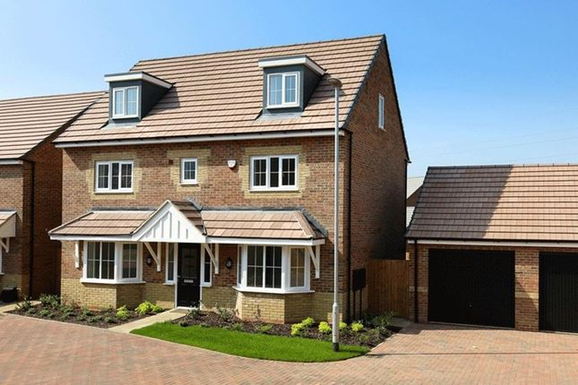 """Thumbnail Detached house for sale in """"Warwick"""" at Tenth Avenue, Morpeth"""