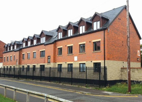 Thumbnail Block of flats for sale in All Saints House, Portobello Lane, Tyne And Wear