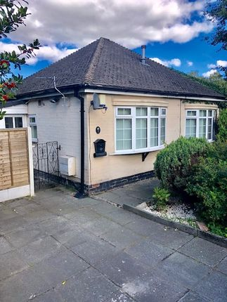 Thumbnail Bungalow to rent in Ash Grove, Prestwich