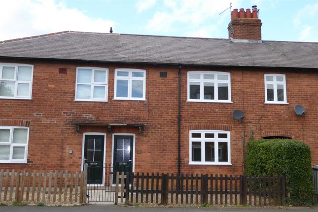 Thumbnail Terraced house to rent in Station Road, Oakham