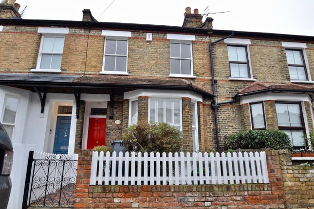 Thumbnail Terraced house to rent in Binns Road, London
