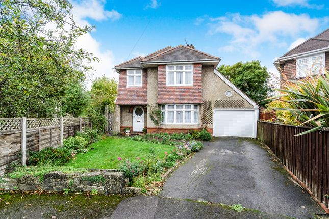 Thumbnail Detached house for sale in Radway Crescent, Upper Shirley, Southampton