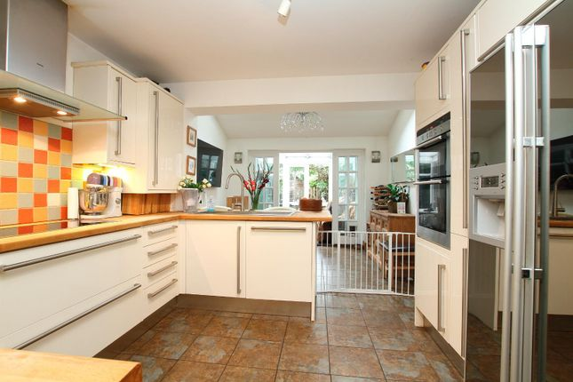 Thumbnail Semi-detached house for sale in Herne Street, Herne Bay
