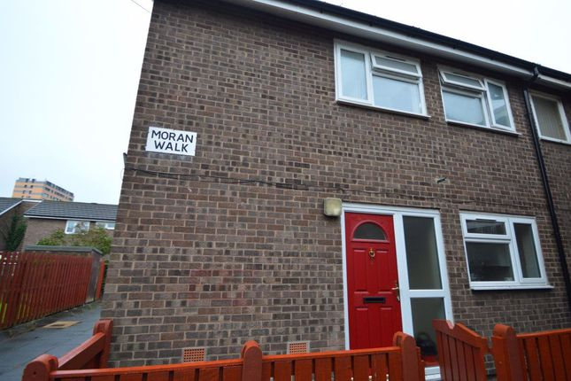 Thumbnail Property to rent in Moran Walk, Manchester