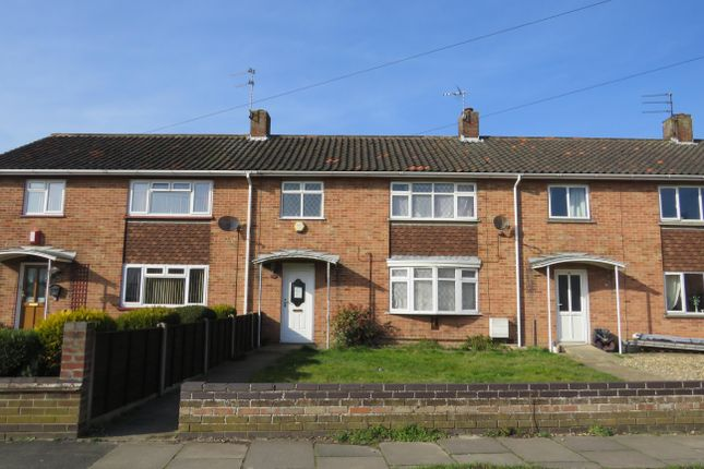 Thumbnail Property to rent in Spashett Road, Lowestoft