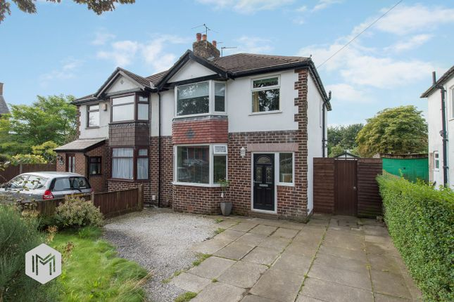 Thumbnail Semi-detached house for sale in Longsight, Bolton