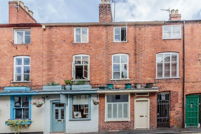 Thumbnail Terraced house for sale in Church Street, Ledbury