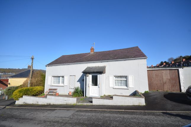 Thumbnail Detached bungalow for sale in Penyranchor, Trefechan, Aberystwyth