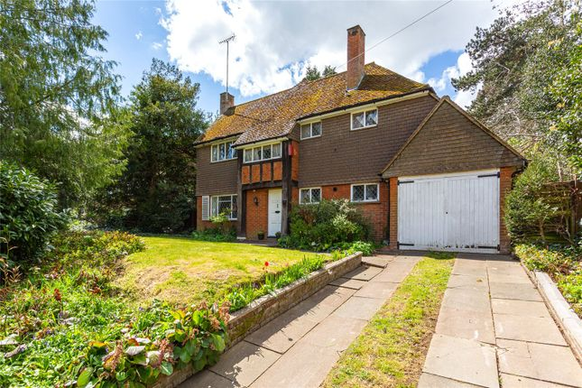 Thumbnail Detached house for sale in Luton Road, Harpenden, Hertfordshire