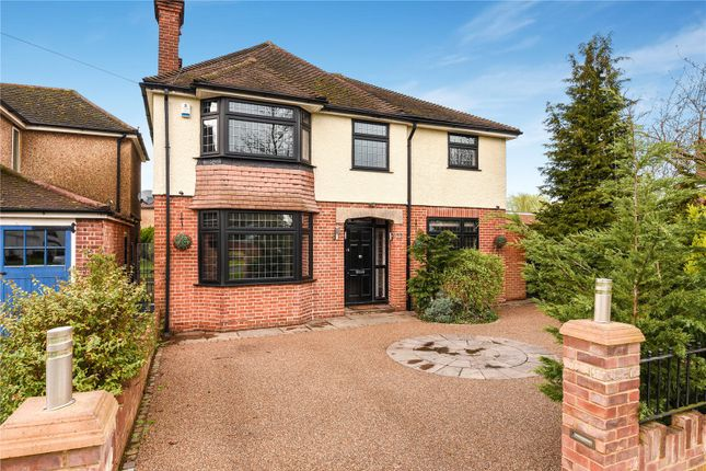 Thumbnail Property for sale in The Grove, Ickenham, Uxbridge, Middlesex