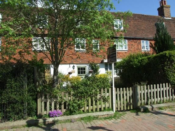Thumbnail Terraced house for sale in Everton Cottages, High Street, Burwash, Etchingham