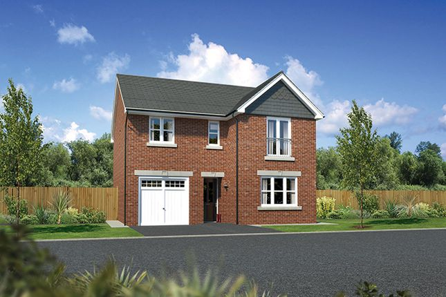 "Thumbnail Detached house for sale in ""Glenmore"" At Arrowe Park Road, Upton, Wirral CH49, Upton, Wirral,"
