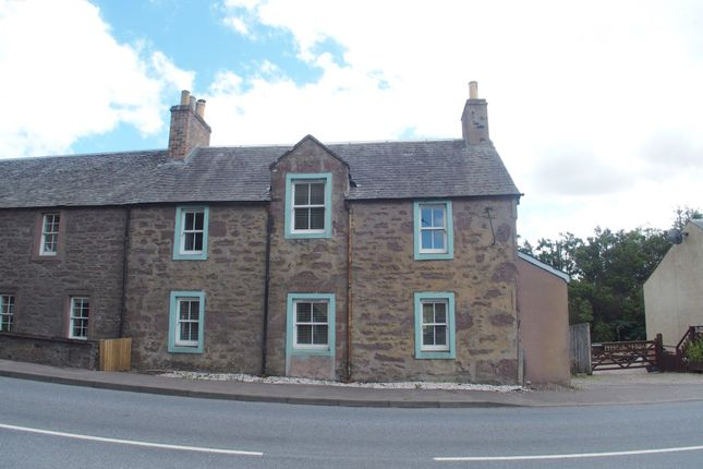 Thumbnail Semi-detached house for sale in South Green, Spittalfield, Perthshire