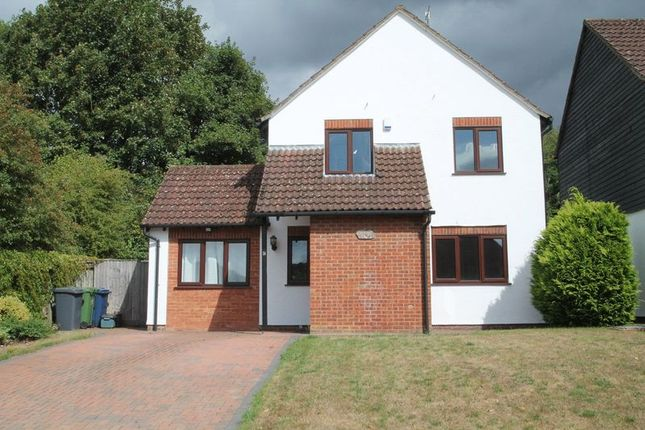 Thumbnail Detached house to rent in Glynswood, High Wycombe