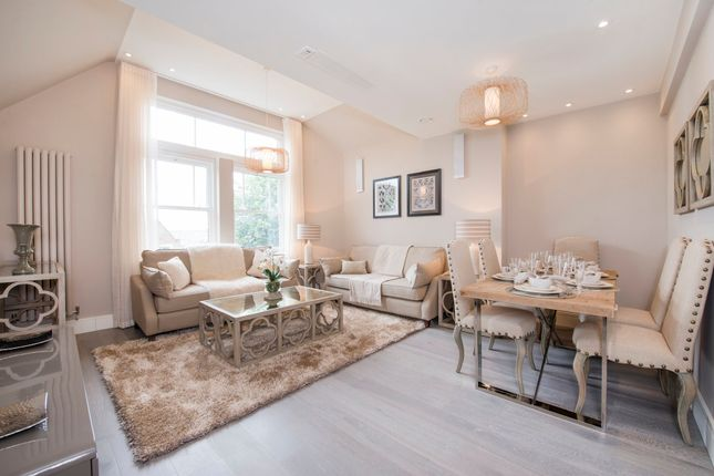 Thumbnail Flat to rent in Fitzjohns Avenue, Hampstead Village, London