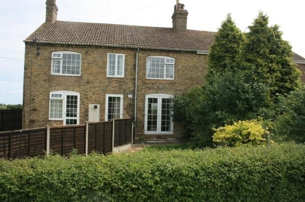 Thumbnail Terraced house to rent in Ravensden Road, Wilden, Bedford