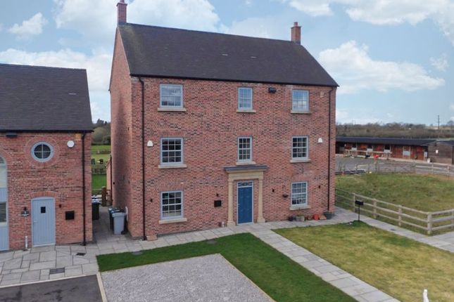 Thumbnail Semi-detached house for sale in Church Farm Mews, Acton, Cheshire