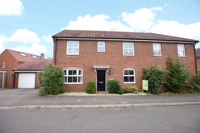 Thumbnail Semi-detached house to rent in Pheasant View, Jennetts Park, Bracknell, Berkshire