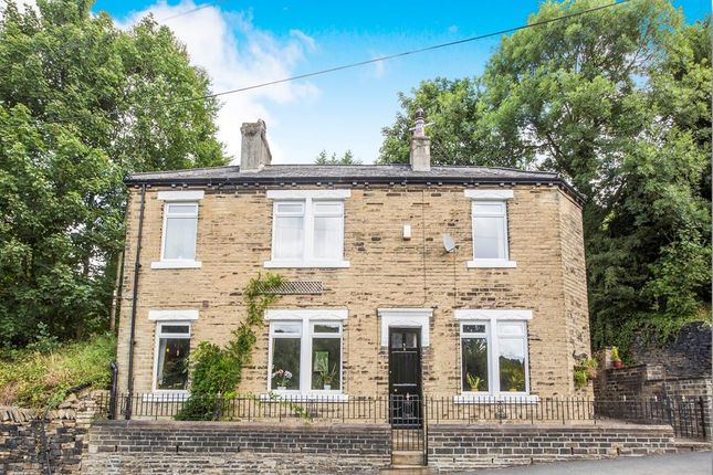 Thumbnail Detached house for sale in Halifax Old Road, Hipperholme, Halifax