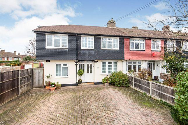 Thumbnail End terrace house for sale in Alpine Avenue, Surbiton