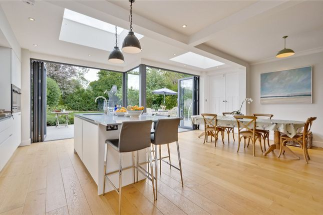 Thumbnail Detached house for sale in Arnison Road, East Molesey, Surrey