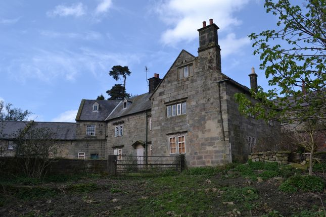 Thumbnail Farmhouse for sale in Holbrook, Belper