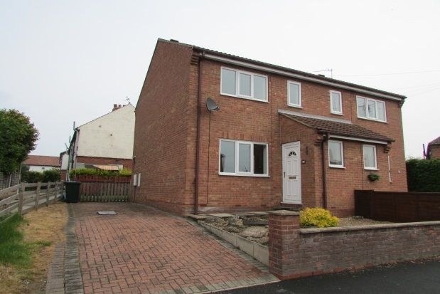 Thumbnail Detached house to rent in Burke Road, Malton