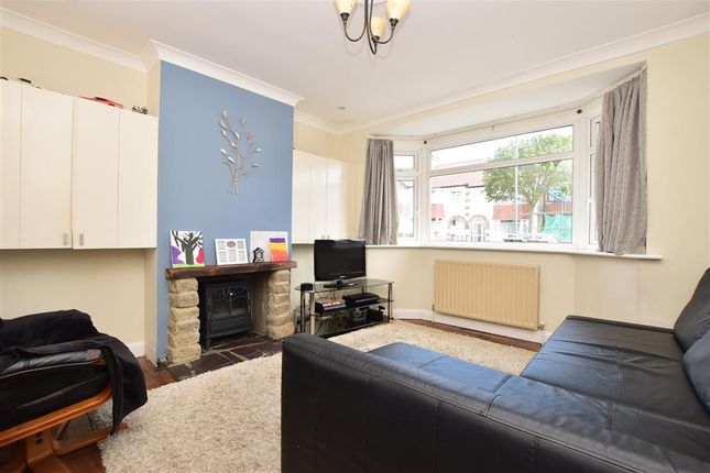 Thumbnail End terrace house for sale in Connaught Road, Sutton, Surrey