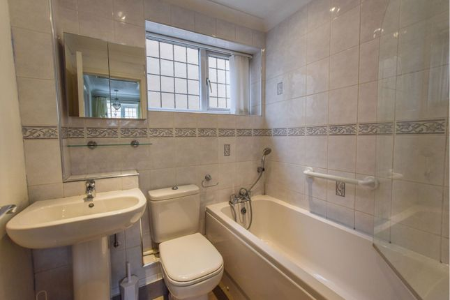 Bathroom of Burrington Drive, Trentham, Stoke-On-Trent ST4