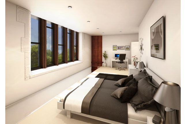 Thumbnail Flat for sale in St. Augustines Apartments, Stockport