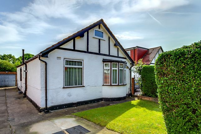Thumbnail Detached bungalow for sale in Ravenor Park Road, Greenford