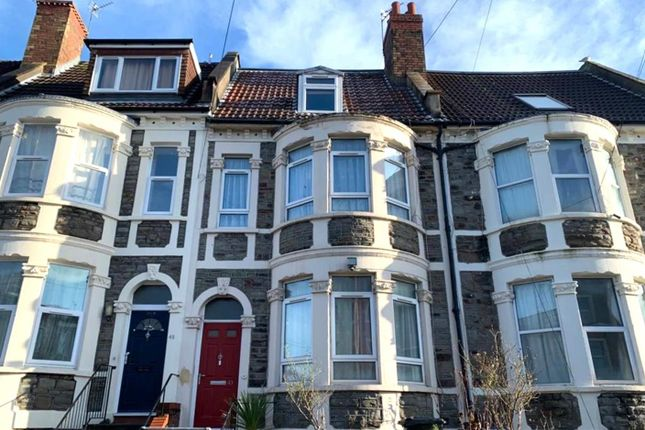 Thumbnail Terraced house for sale in Seymour Road, Easton, Bristol