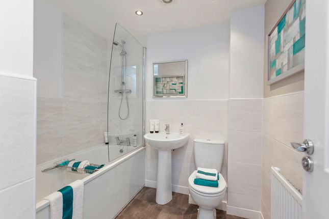 "2 bedroom property for sale in ""The Hartley"" at Chamberlain Way, Peterborough"