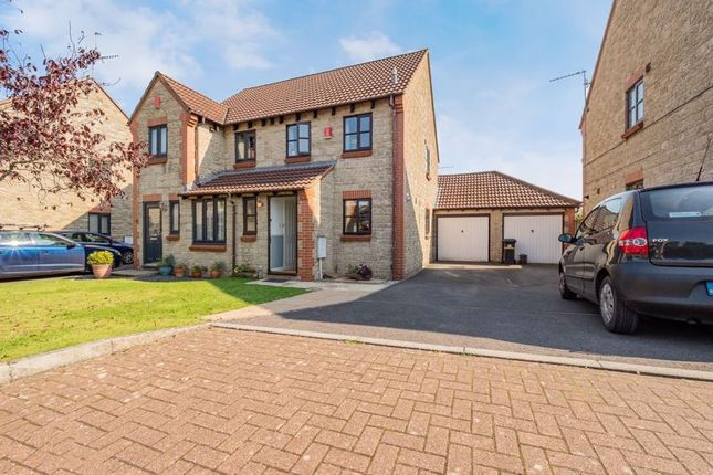 Thumbnail Semi-detached house for sale in Argus Court, Bedminster, Bristol