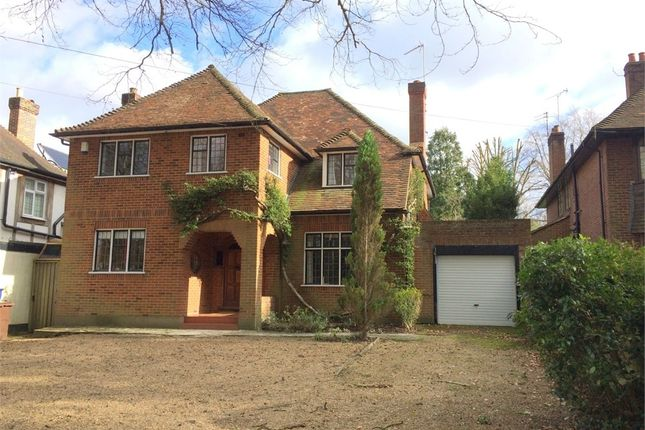Thumbnail Detached house for sale in Ashley Road, Epsom
