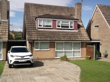 Thumbnail Detached house for sale in Thirsk Road, Northallerton