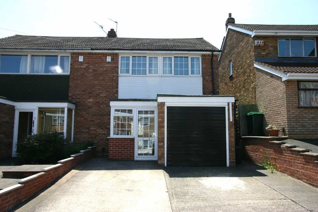 Semi-detached house to rent in Dingle Street, Oldbury