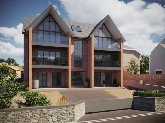 Thumbnail Flat for sale in Sandstone House, 1 Rocky Lane, Heswall
