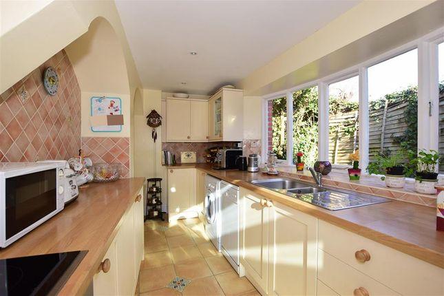 Kitchen Area of Buckingham Close, Ryde, Isle Of Wight PO33