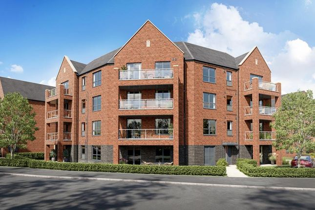 """2 bed flat for sale in """"Willow Court"""" at Houghton Road, Chalton, Luton LU4"""