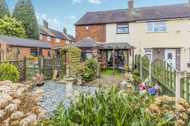 3 bed end terrace house for sale in Bradwell Lane, Newcastle, Staffordshire
