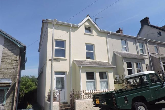 Thumbnail Town house for sale in Latimer Road, Llandeilo