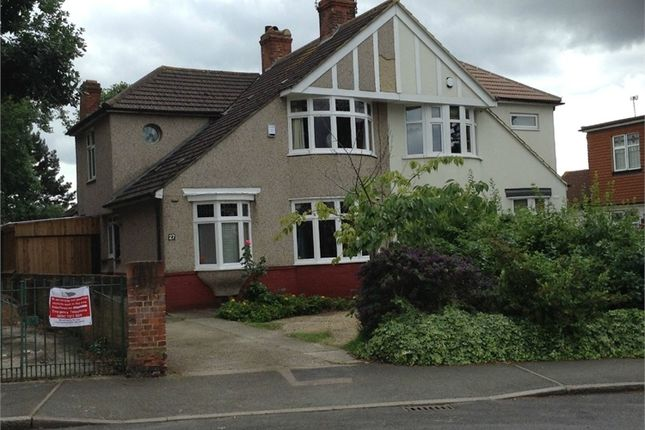Thumbnail Semi-detached house to rent in Carlton Road, Erith, Kent