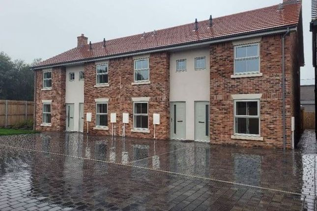 Thumbnail End terrace house for sale in Cavendish Drive, Market Weighton, York