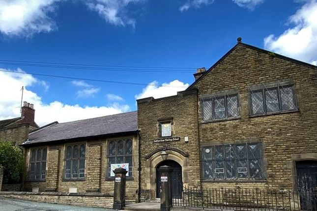 Thumbnail Leisure/hospitality for sale in Former School Building, Hatherlow Urc, Otterspool Road, Romiley, Stockport