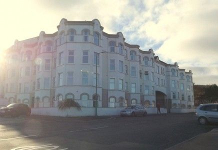 Thumbnail Flat to rent in Rental – 32 Queens Pier Apartments, Ramsey, Isle Of Man
