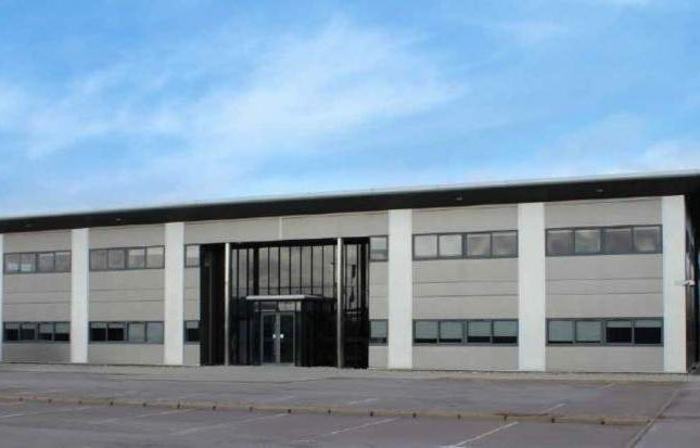 Office to let in Wellington Circle, Aberdeen